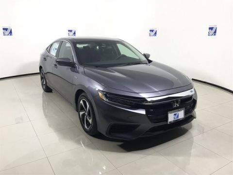 New 2021 Honda Insight LX