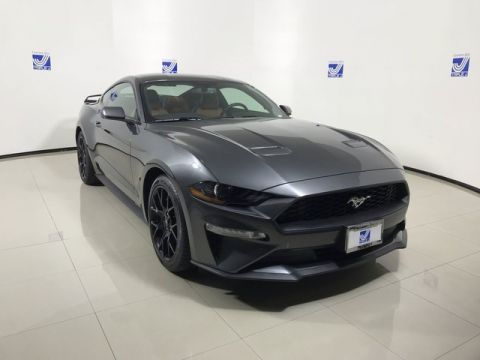 New 2019 Ford Mustang EcoBoost Premium Coupe
