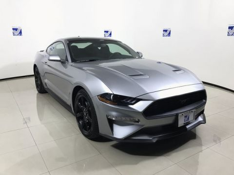 New 2020 Ford Mustang I4 EcoBoost Coupe