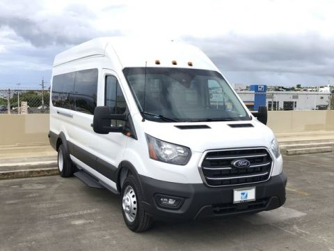 New 2020 Ford Transit 350HD XL High Roof 15 Pax Van