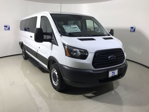 New 2019 Ford Transit 350 XL Low Roof 15 Pax Van