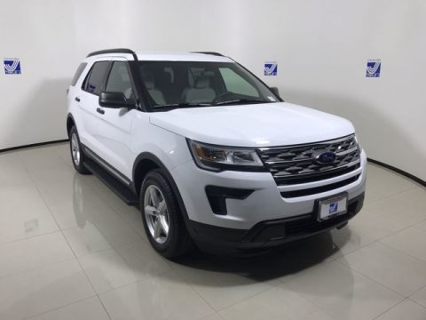 New 2019 Ford Explorer Base 4WD