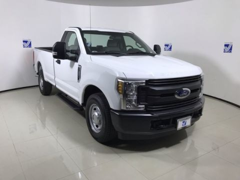 New 2019 Ford Super Duty F-250 XL SRW Regular Cab 2WD