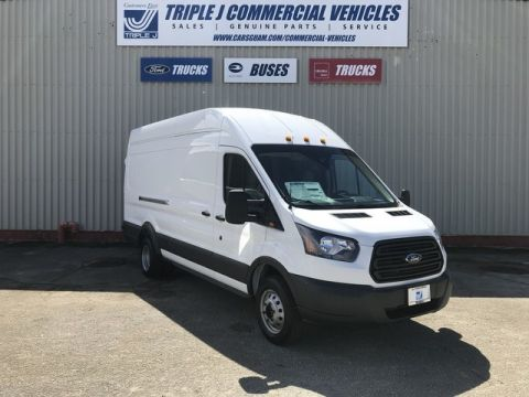 New 2018 Ford Transit T-350 HD HR LWB Cargo Van