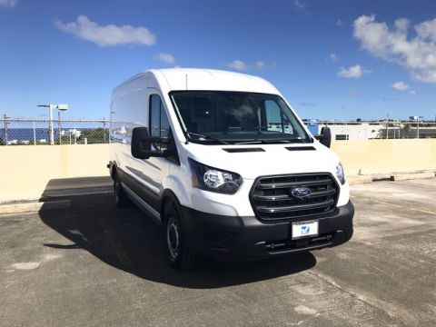 New 2020 Ford Transit 250 MR Cargo Van