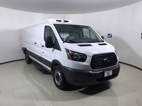 New 2018 Ford Transit 350 LR LWB Reefer Van