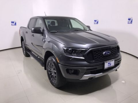 New 2020 Ford Ranger XLT Sport Super Crew Cab 2WD