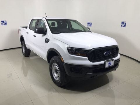 New 2020 Ford Ranger XL Super Crew Cab