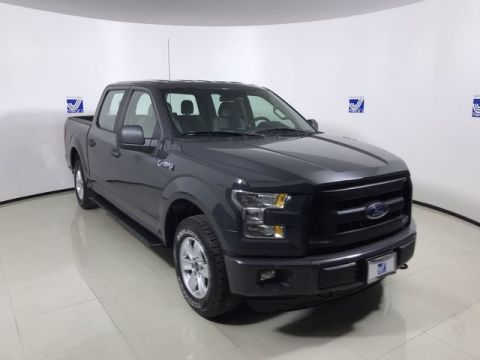 Pre-Owned 2016 Ford F-150 XL Sport Super Crew