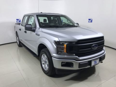 New 2018 Ford F-150 XL Sport Super Crew 2WD