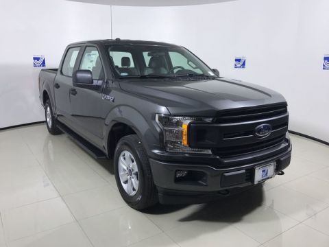New 2018 Ford F-150 SuperCrew Sport 2WD