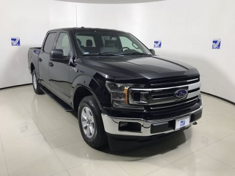 New 2020 Ford F-150 XLT Super Crew Cab 2WD
