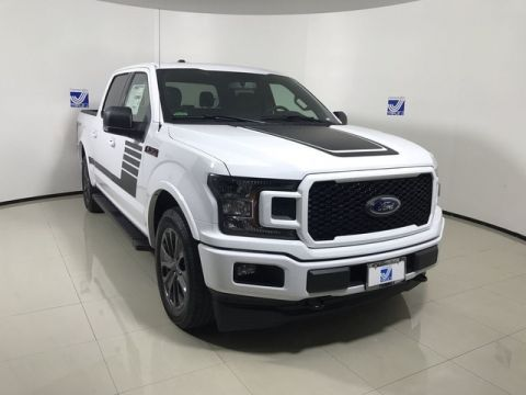 New 2019 Ford F-150 XLT Super Crew Cab 2WD Special Edition
