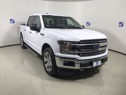 New 2019 Ford F-150 XLT Super Crew 2WD