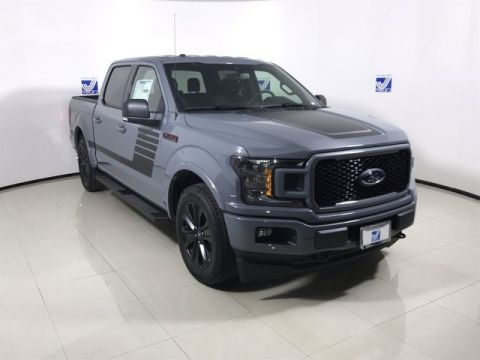New 2019 Ford F-150 XLT Super Crew 2WD Special Edition