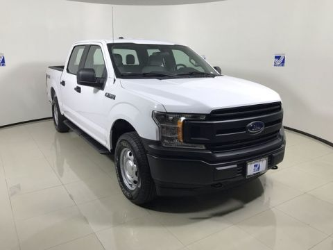 New 2020 Ford F-150 XL Super Crew Cab 4WD