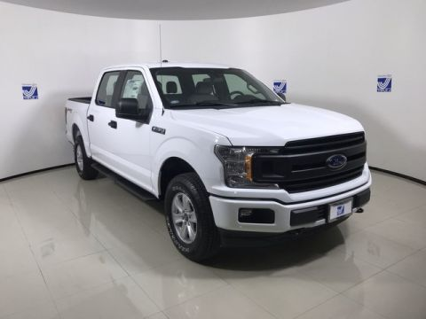 New 2019 Ford F-150 XL Sport Super Crew 4WD