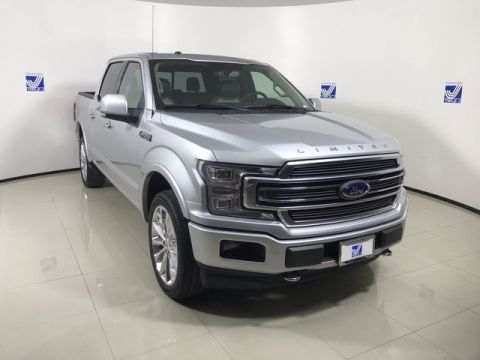 New 2019 Ford F-150 Limited Super Crew Cab 4WD