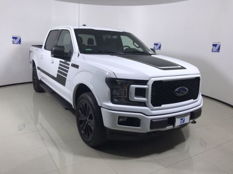 New 2019 Ford F-150 XLT Super Crew 4WD Special Edition w/Liftkit Package