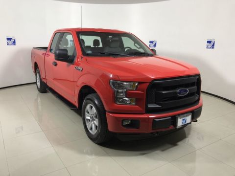 Pre-Owned 2016 Ford F-150 XL Sport