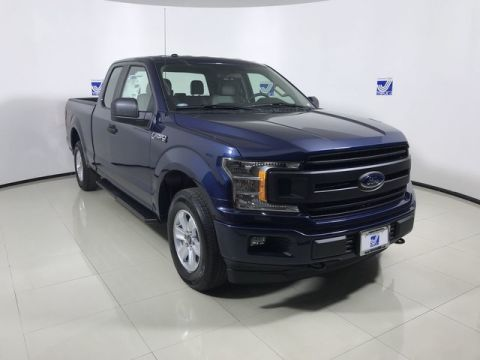 New 2018 Ford F-150 XL Sport Super Cab 2WD