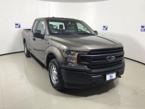 New 2020 Ford F-150 XL Sport Super Cab 2WD