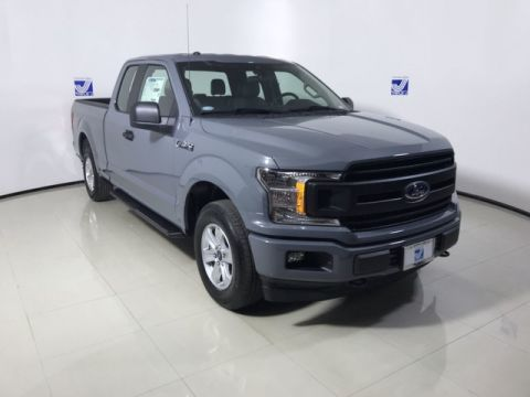 New 2019 Ford F-150 XL Sport Super Cab 2WD