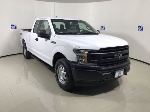 New 2020 Ford F-150 XL Super Cab