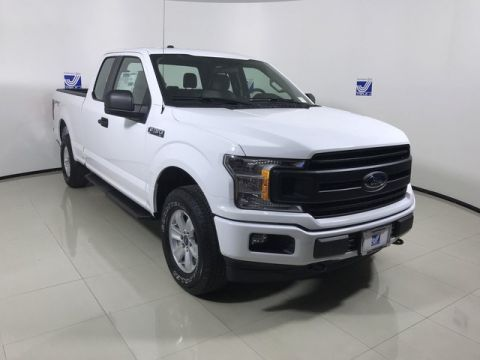 New 2019 Ford F-150 XL Sport Super Crew Cab 4WD