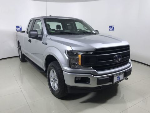 New 2019 Ford F-150 XL Sport Super Cab 4WD