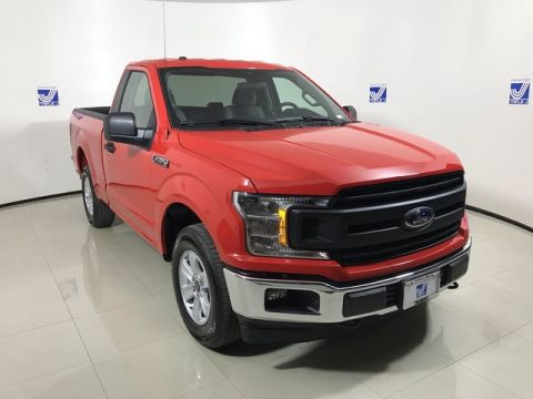 New 2020 Ford F-150 XL w/Chrome Accent Package Regular Cab 2WD