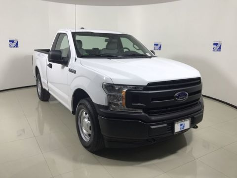 New 2019 Ford F-150 XL Regular Cab 2WD
