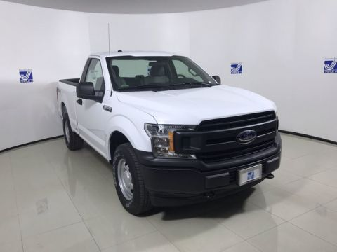 New 2019 Ford F-150 XL Regular Cab 4WD