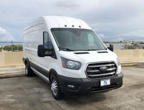 New 2020 Ford Transit 350HD High Roof Cargo Van