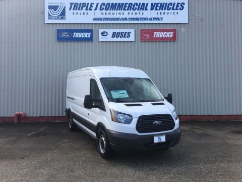 New 2018 Ford Transit 250 MR LWB Cargo Van