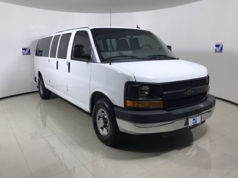 Pre-Owned 2013 Chevrolet Express Passenger LS