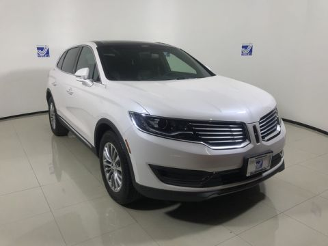 New 2018 Lincoln MKX Select AWD