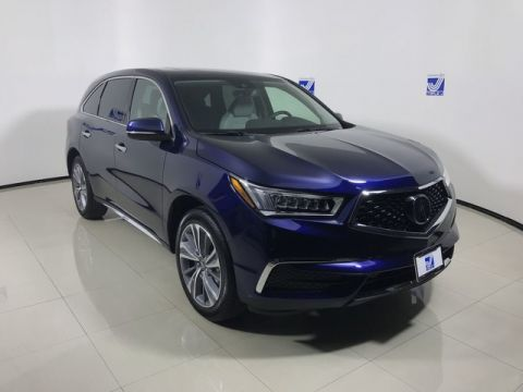 New 2018 Acura MDX w/Technology Pkg