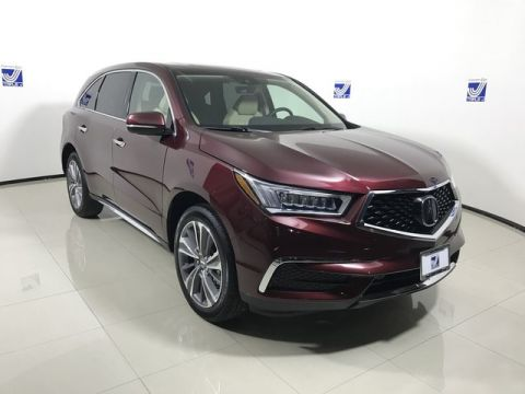 New 2018 Acura MDX w/Technology/Entertainment Pkg