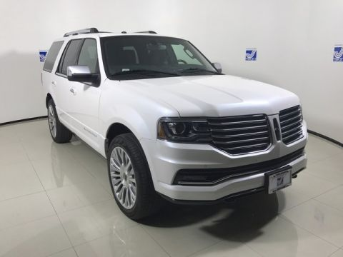 New 2017 Lincoln Navigator Reserve 4WD
