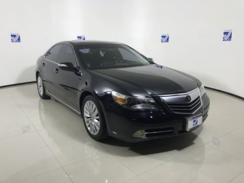 Pre-Owned 2011 Acura RL