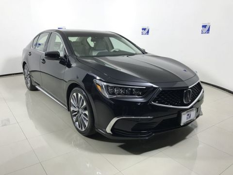 New 2019 Acura RLX Sport Tech Package