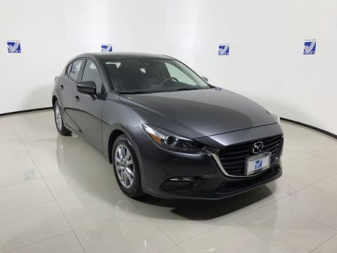 Pre-Owned 2018 Mazda3 5-Door Sport