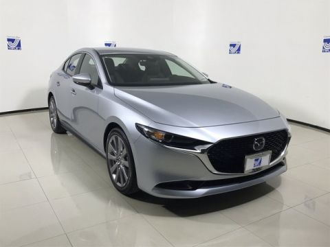 New 2019 Mazda3 Sedan w/Select Package