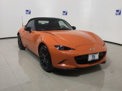 New 2019 Mazda MX-5 Miata 30th Anniversary Edition Club Soft Top