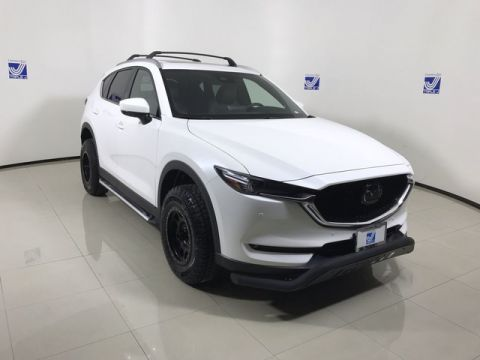 New 2020 Mazda CX-5 Signature AWD w/Wheel & Tire Package