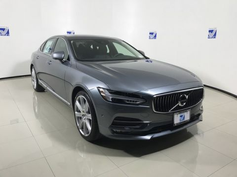 New 2018 Volvo S90 Inscription T6 AWD
