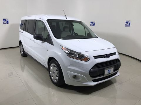 Pre-Owned 2016 Ford Transit Connect Wagon XLT