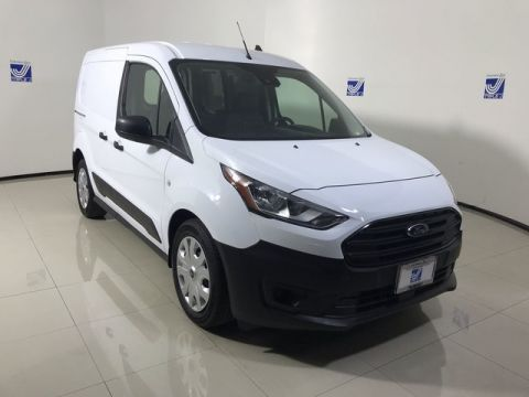 New 2019 Ford Transit Connect XL LWB Cargo Van w/Rear Glass